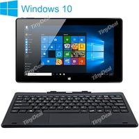 "Tablet PC  - PIPO W1S 10.1"" Win10 Android 5.1 Z8300 4GB 64GB Tablet PC w/ Keyboard"