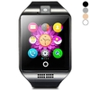 Q18(Apro) Smart Watch Phone Curve Screen NFC Compass 1.3MP Pedometer