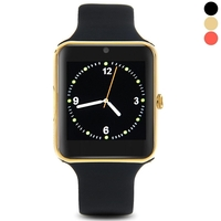 Special Watches & Measuring Devices  - Q7S Smart Watch Phone 2.5D Curved Screen BT3.0 GPRS Positioning