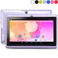 "Tablet PC  - Q88 Plus 7"" Android 4.4 A33 4GB Tablet PC w/ Bluetooth Miracast"