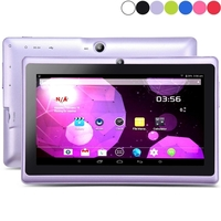"Tablet PC  - Q88 Plus 7"" Android 4.4 A33 8GB Tablet PC w/ Bluetooth Miracast"