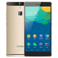 "Mobile Phones  - QCONG METAL 16GB ROM 5.5"" FHD MTK6753 Octa-core Android 5.1 4G Phone"