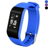 R1S Smart Fitness Bracelet Watch Wristband with Heart Rate Monitor IP67