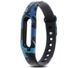 Replaceable TPU Blue Camouflage Color Miband / 1S Wrist Band