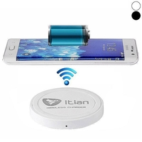 Power Supplies & Chargers  - T200 Round Shape Wireless Charging for Cellphone