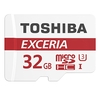 TOSHIBA 32GB Class 10 up to 90MB/s microSDHC Card
