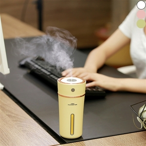 USB Humidifier Built-in Battery Cup Humidifier Ultrasonic Humidifier Atomizer
