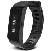 Special Watches & Measuring Devices  - W6 Smart Bracelet BT 4.0 Call SMS Reminder Pedometer Sleep Monitor