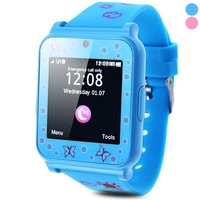 Special Watches & Measuring Devices  - W90 Smart Watch Phone Bluetooth 0.3MP Camera Sleep Monitor Anti Lost
