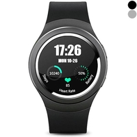Special Watches & Measuring Devices  - X3 Smart Watch Phone Android 4.4 Wi-Fi 3G Dialer GPS Google Play