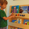 Furniture Sets Children's Natural Personalised Bookcase By Tidy Books