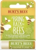 Lip Make Up Burt's Bees Save The Bee's Coconut & Pear Lip Balm