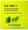 Tisserand Aromatherapy Tea Tree+ Clear Skin Facial Soap 100g