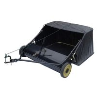Lawn Mowers  - Handy 38 Towed Lawn Sweeper