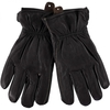 Glasses DICKIES MEMPHIS LEATHER GLOVES DARK BROWN