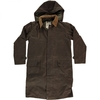 Men's FILSON ORIGINAL C.C. FILSON X NIGEL CABOURN ADJUSTABLE HUNTING COAT OLIVE