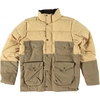 Men's FILSON ORIGINAL DOWN CRUISER JACKET KHAKI TAN