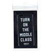 Glasses FUCT SSDD TURN ON THE MIDDLE-CLASS IPHONE6 CASE BLACK