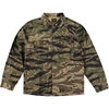 Men's FUCT SSDD U.S.SDD BDU SHIRT JACKET TIGER CAMO