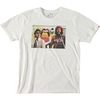 Short Sleeve FUCT SSDD X ADRIAN BOOT PHOTO PETER TOSH MICK JAGGER TEE