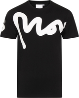 Short Sleeve  - Money Big Sig Crew Neck T-Shirt Jet Black - M (38-40in)