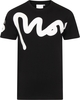 Money Big Sig Crew Neck T-Shirt Jet Black