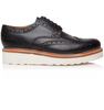 ARCHIE BROGUE WITH WEDGE SOLE