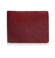 BIFOLD AND COIN LEATHER WALLET
