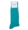 MID GAUGE RIBBED COTTON SOCK