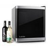 Beer Locker Mini Fridge 46 Liters Black