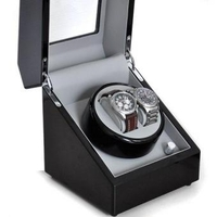 Watch Cases  - Motorised Watch Winder Display Case with 2 watch capacity