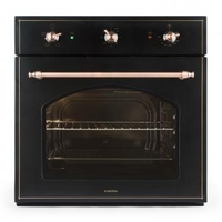 Ovens  - Vilhelmine Oven 55 l Installed Energy Efficiency Class A Black
