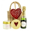 Romantic Gifts Love Basket