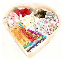Sweets & Nibbles  - Love Sweets Hamper