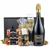 Bath Salts & Foams Prosecco, Panettone and Chocolates Gift
