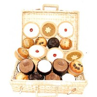 Easter  - The Cake and Muffin Combo Hamper