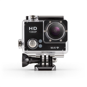 Auna ProExtrem WiFi Slim Underwater Action Camera Full HD 12 MP HDMI SD