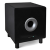 "Hyundai Multicav Black 10"" Active Home Theater Subwoofer 120W"