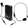 KAM 4745 Wireless Lavalier Headset Microphone Set VHF 173.8MHz