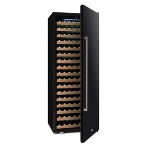 Klarstein Botella Cura Wine Cooler 224 Bottles LCD Display Carbon Filter