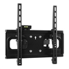 LCD TV Wall Mount Arm Bracket - 180° Swivel,  -10° Tilt 50kg load