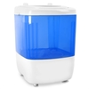oneConcept SG001 Mini Camping Washing Machine 1.5kg Max Load