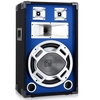 "Skytronic Blue LED 12"" Passive DJ PA Speaker - 600W"