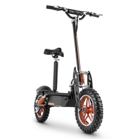 Scooters  - Takira Tank Type 1000TTX Electric Scooter Cross Country 36V 1000W 32 km / h 20 km