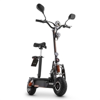 Scooters  - Takira Tank Type 500TT Electric Scooter 36V 500W 20 km/h 25 km Street Licensed