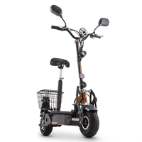 Scooters  - Takira Tank Type 800TT Electric Scooter 36V 800W 40 km / h 25 km Street Licensed