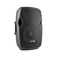 "Vonyx AP1200ABT MP3 Hi-End Active Speaker Battery-operated 600W 12"" Bluetooth MIC-IN SD"
