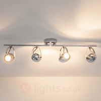 Wall lamps|Ceiling lights  - 4-bulb Catrin LED ceiling lamp
