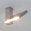 Abstract-modern LED ceiling light Ledicus flat