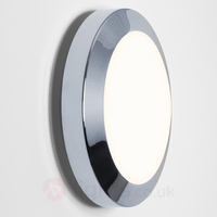 Wall lamps  - Dakota Plus 180 Wall / Ceiling Light Round Chrome